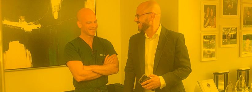 Me uní al Dr. Juan Rivera para ayudarte a estar protegido con un Seguro de Salud