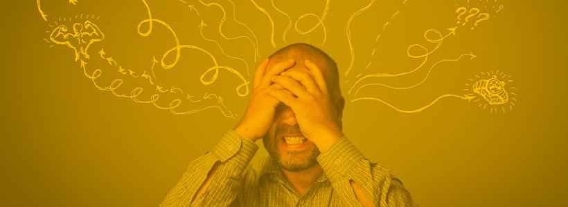 Pensamientos estresantes